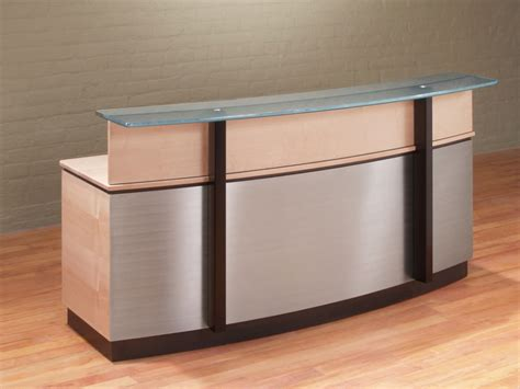 Hair Salon Reception Desk Modern Receptionist Desk Hair Salon Reception Desks Stainless Steel Reception Desk Interior