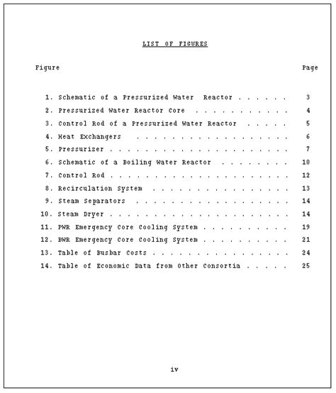 technical writing report format and production