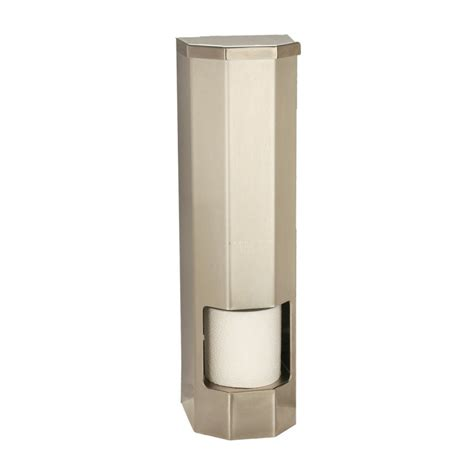 toilet paper dispenser vandal resistant four roll vertical toilet paper holder