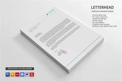 business letterhead psd template business letterhead template 22 free psd eps ai