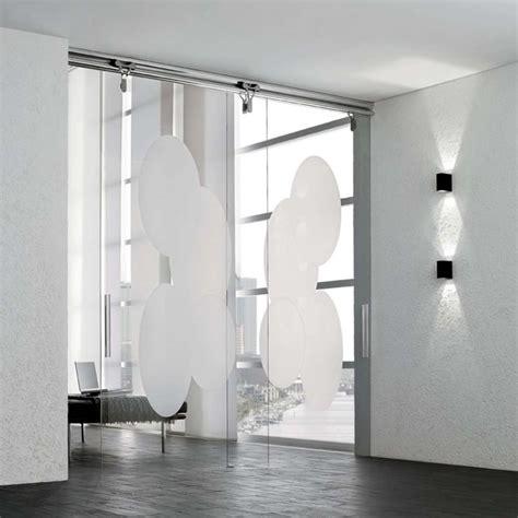 dec arredamenti mazzoli porte vetro porte vetro cristallo trasparente
