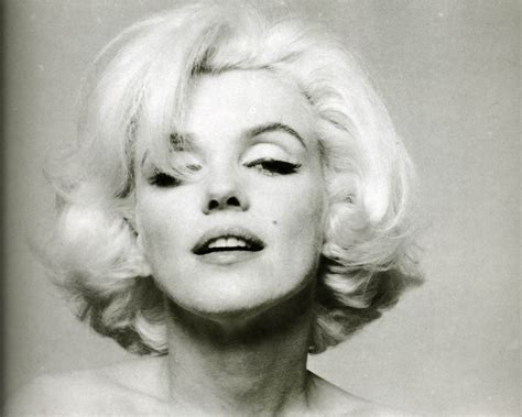 marilyn monroe bert stern immortal marilyn