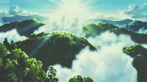 anime scenery gif  gifer  malarg