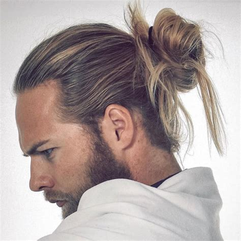 college bun hairstyles 19 samurai hairstyles for men