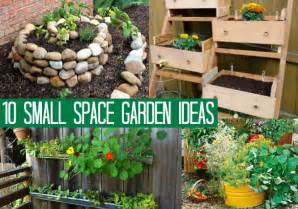 Gardens In Small Spaces Ideas 1o Small Space Garden Ideas Oh My Creative
