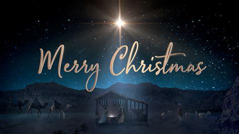 starry night nativity merry christmas motion  skit guys