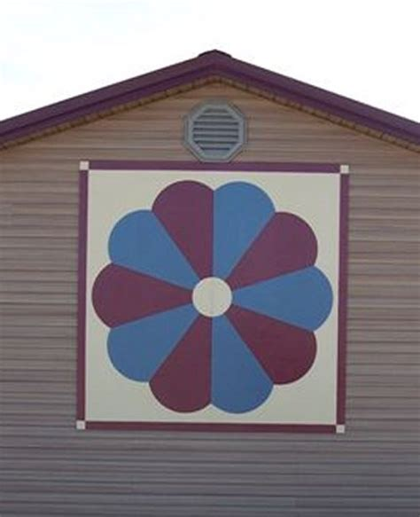 Quilt Barn Trail by Historical Society Of Greenfield Ohio