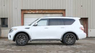 Nissan Armada Pictures 2017 Nissan Armada Why Buy