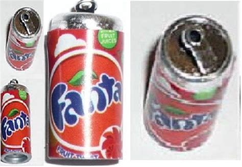 fruit punch fanta 1 fanta fruit punch soda charm can new 1 quot