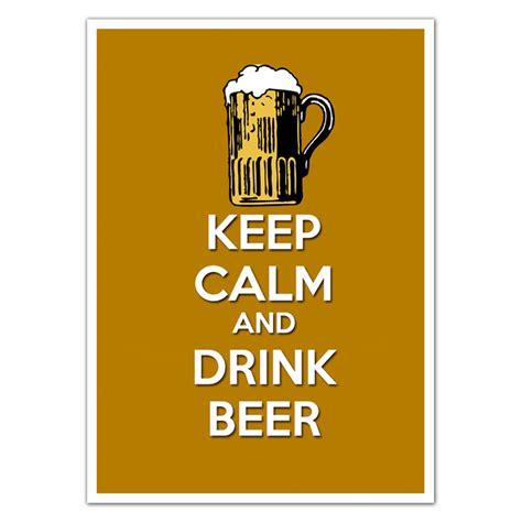 Buy Keep Calm and Drink Beer Poster Online   Buy Keep Calm Posters   Posterduniya.com