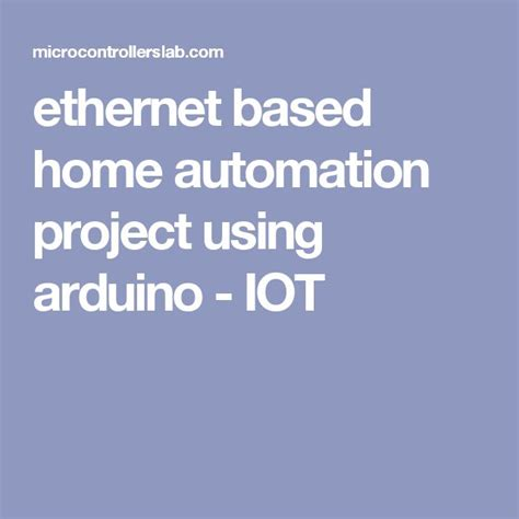 best 25 arduino home automation ideas on