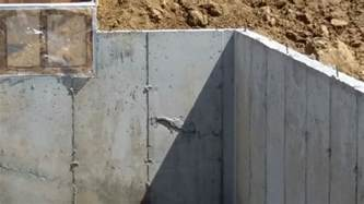 how to fix a cracked basement wall concrete cracks in a newly constrcuted basement wall