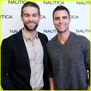 colin egglesfield new show chace crawford colin egglesfield buddy up at nautica