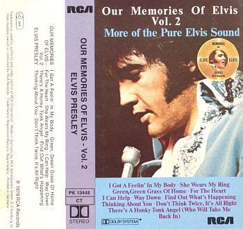 The Legendary Magic Of Elvis rca mc 180 s seite 7