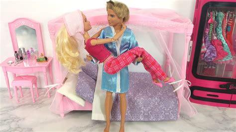 barbie and ken in bathroom barbie and ken doll bedroom bathroom kitchen breakfast