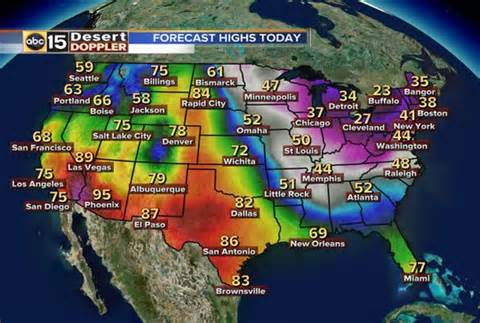 united states weather map live united states weather map today
