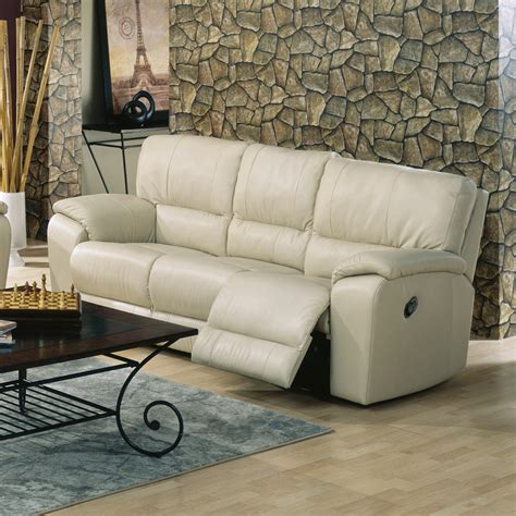 All Leather Reclining Sofa White Leather Recliner Sofa Set White Leather Recliner Sofa Contour Blossom Thesofa