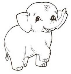 baby elephant coloring pages baby elephant coloring page supercoloring