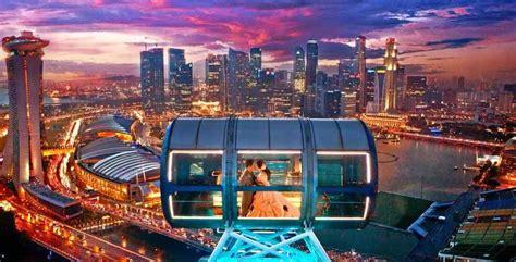 Singapore Flyer E Ticket travelog singapore singapore flyer flight admission ticket