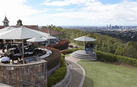 Mt Cootha Botanical Gardens Cafe The Cross Summit Walk At Mt Coot Tha Brisbane