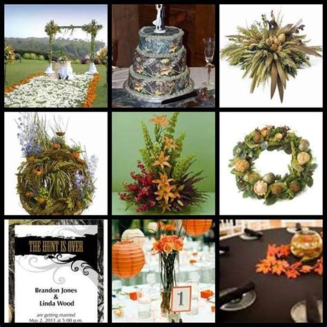Camouflage Wedding Reception Cake Ideas and Designs