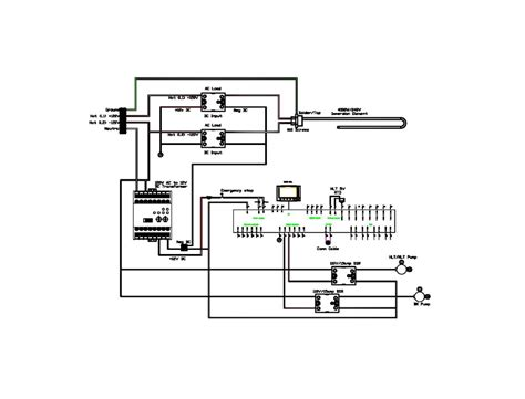 pneumatic solenoid valve circuit diagram wiring diagram