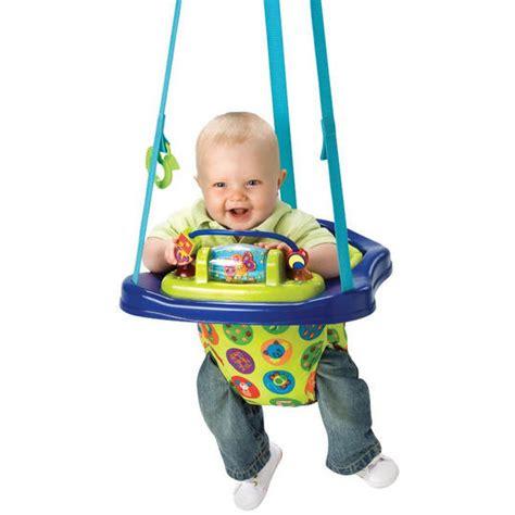 evenflo swing recall 89 door jumper baby a baby boy hanging on doorway