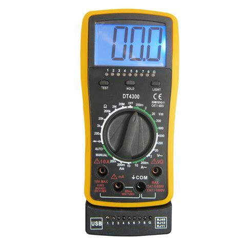 Pocket Size Digital Multimeter Dt832 network multimeter dt 4300 photo details about network