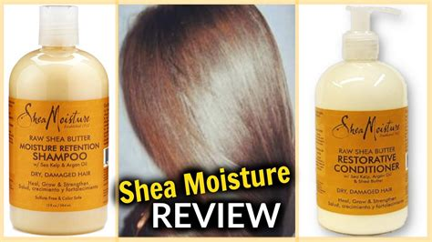Shea Moisture Detox And Refresh Conditioner Review by Hair After Shoo Diydry Co
