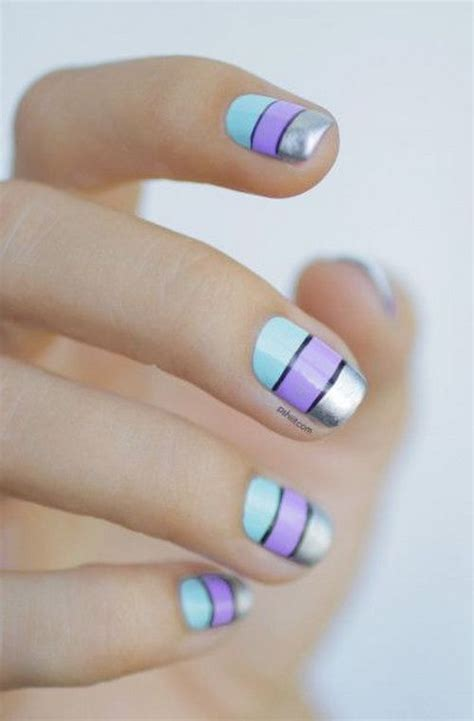basic design nail easy nail for beginners step by step tutorials