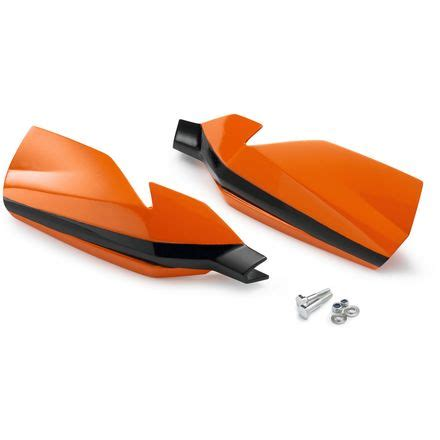 Handguard Dirtpower Hitam ktm powerparts handguards motosport