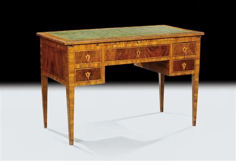 scrivania luigi xvi scrivania luigi xvi da centro interamente lastronata in