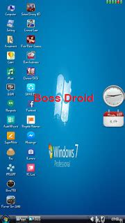 themes android untuk windows 7 install launcher windows 7 untuk android bossdroid