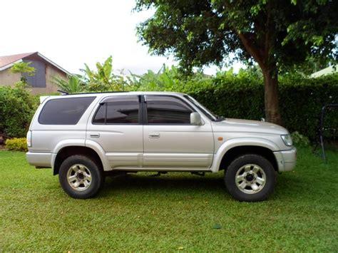 Toyota Hilux Surf » Alpha Rent A Car