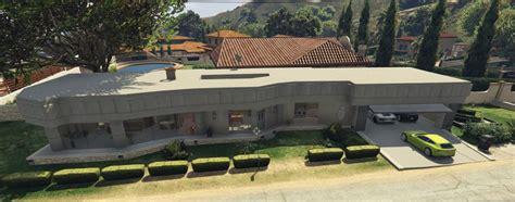 can you buy new houses in gta 5 gta 5 modern house mod gtainside com