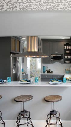 blue gray cabinets transitional kitchen westbrook gray and white transitional kitchen design with teal blue