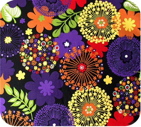 bright floral upholstery fabric more destash fabric michellepatterns com
