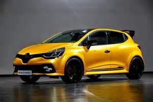 Renault Rs Clio Renault Clio 2016 Une Version Rs16 D 233 Voil 233 E Le 27 Mai 224