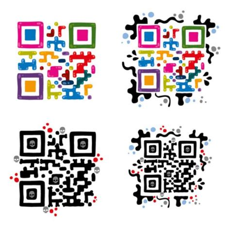 qr code layout 20 interesting ideas for custom qr code design