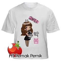 Diskon Kaos Kpop 2ne1 Photo 5 Distro Seven kaos 2ne1 jual baju korea dan hanbok