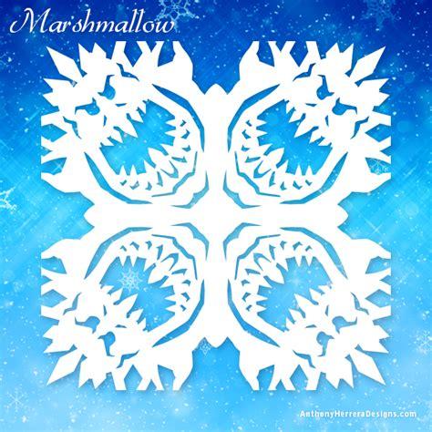 snowflake pattern frozen frozen snowflakes anthony herrera designs