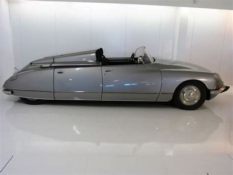 Citroen Ds Convertible by Citro 235 N Ds 21 Convertible Future Limited Edition 1974