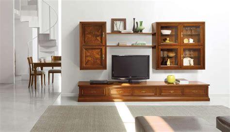 mobili classici per soggiorno pareti attrezzate classiche 2016 foto design mag