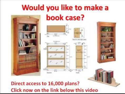 how to make a bookshelf find out how your self a bookcase