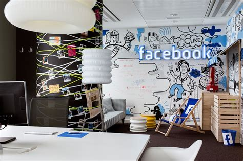 Design House Decor Facebook by Cartoon Symbols Interior Design Of Facebook Office Poland