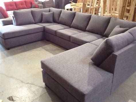 u shaped sofa with chaise chaise u shape sectional 1500 84 inches by 144
