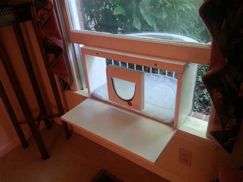 cat veranda window box cat solarium