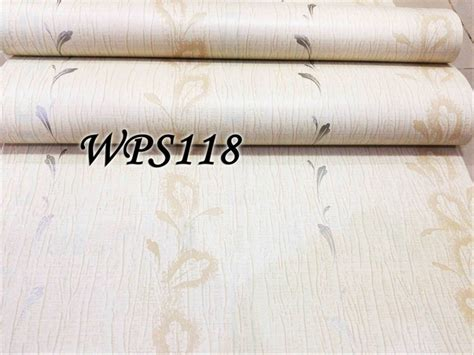 jual wps cream  gold silver vector wallpaper dinding
