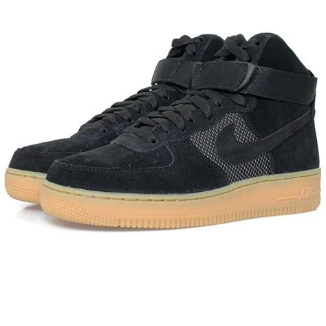 nike air 1 high 07 lv8 black shoe