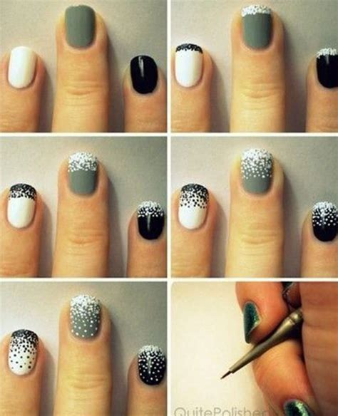 nail art winter tutorial 15 best step by step winter nail art tutorials for